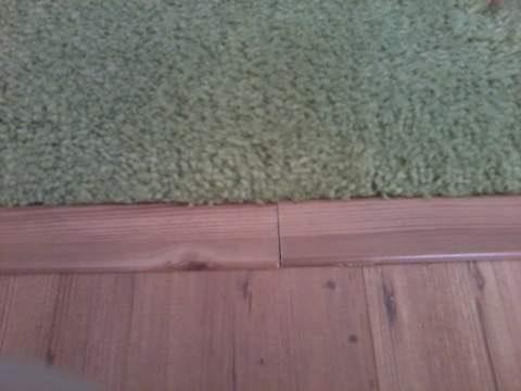 Seams In Floor Transition Moldings Floormaven Com Kjf